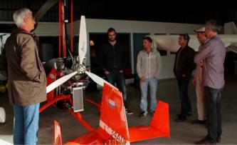 Formation théorique pilote de drone à Montpellier