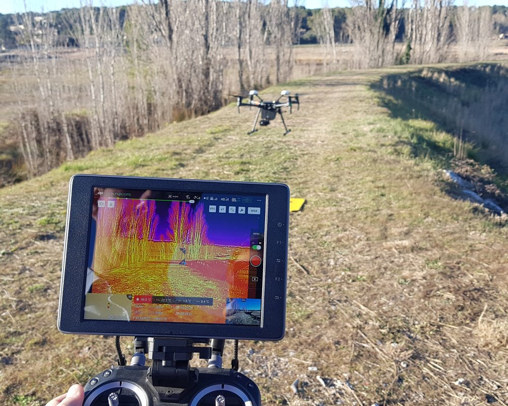 Thermographie IR - Format-Drone - 4