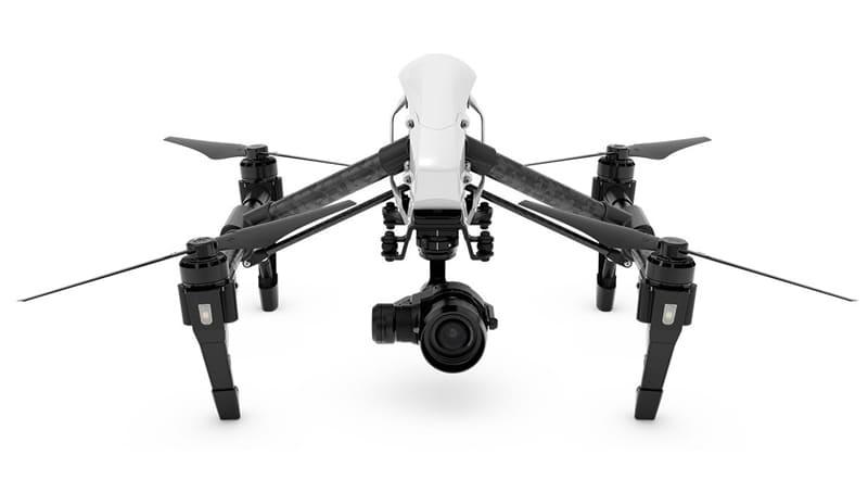 presentation du drone inspire one