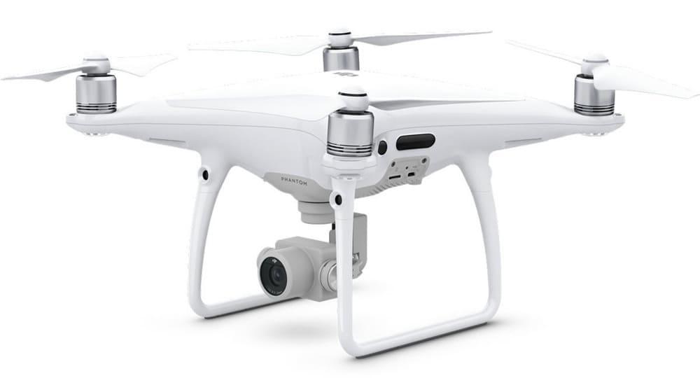 présentation du drone phantom 4