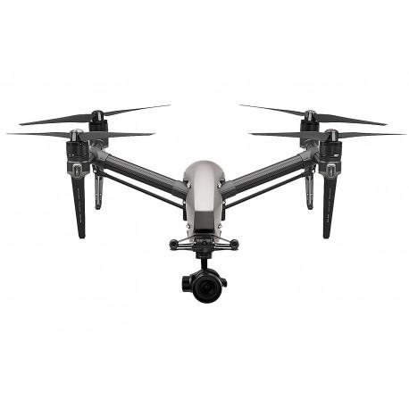 Presentation du drone en vol matrice 100 avec une caméra infrarouge